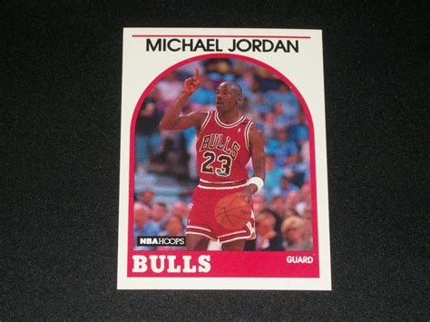 Michael Rookie Of The Year Card Mba Hoops by Nba Hoops Cards Michael Images