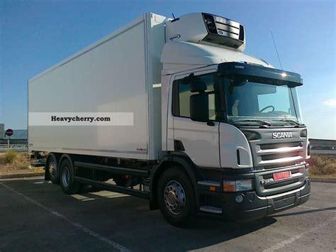 scania p 360 4 mna lb6x2 2011 refrigerator truck