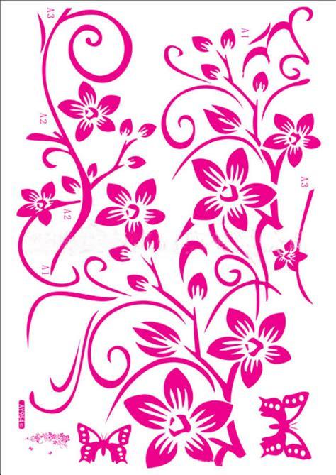 Wallsticker 60 X 90 Sunflower 1pcs cherry flower vine wallpaper diy wall decals stickers home deco 60x90cm 23212 free