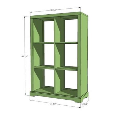 how to build a cubby bookcase 174 best images about shelving ideas on pinterest