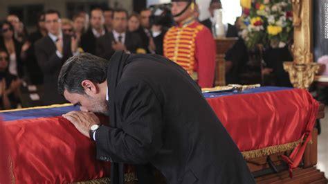 photos hugo chavez s funeral cnn