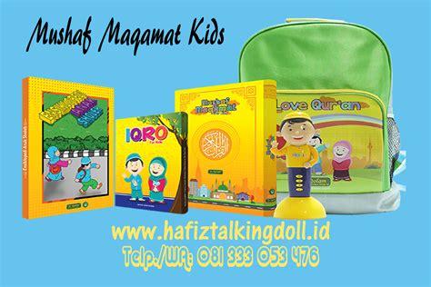 Hafiz Talking Doll Adalah Boneka Yg Bisa Ngaji Bsa Bicarabisa hafiztalkingdoll id distributor resmi yang jual boneka