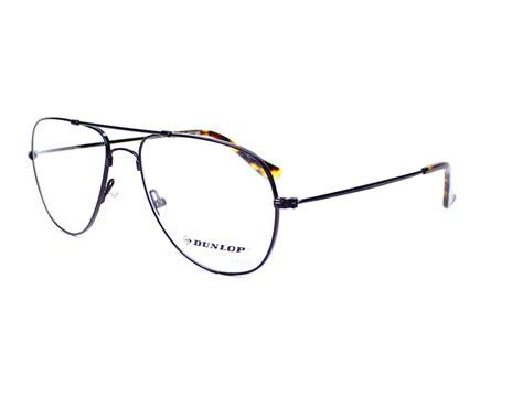 big discount dunlop eyeglasses denver c2 55 black