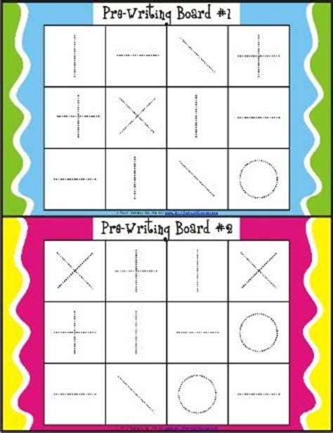 Pre Writing Strokes Worksheets by Visual Motor Bingo Pre Writing Strokes Pre Writing