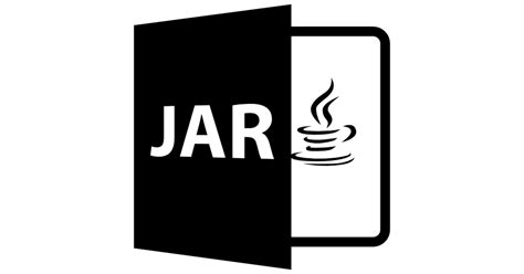 video format jar jar open file format free interface icons