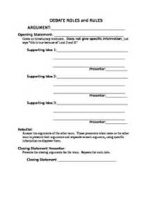 Debate Briefformat Debate Preparation Worksheet Worksheets For School Getadating