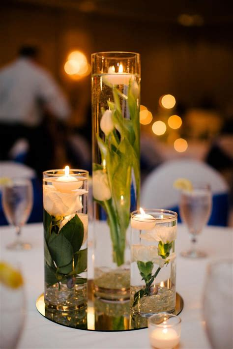 floating candles and flowers for wedding centerpieces best 20 submerged flowers ideas on floating