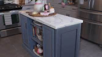 build a kitchen island kitchen island build