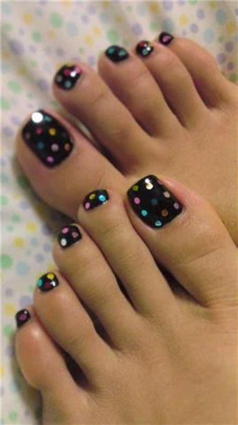 easy nail art design for feet simple nail art designs for beautiful feet nailkart com