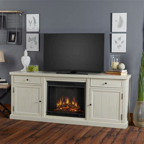Real Flame Cassidy 69 in. Entertainment Center Electric