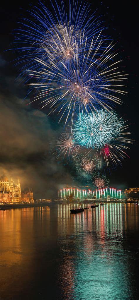 fireworks wallpaper  iphone  pro max