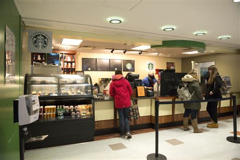 Starbucks Replaces Seattle S Best The New Paltz Oracle