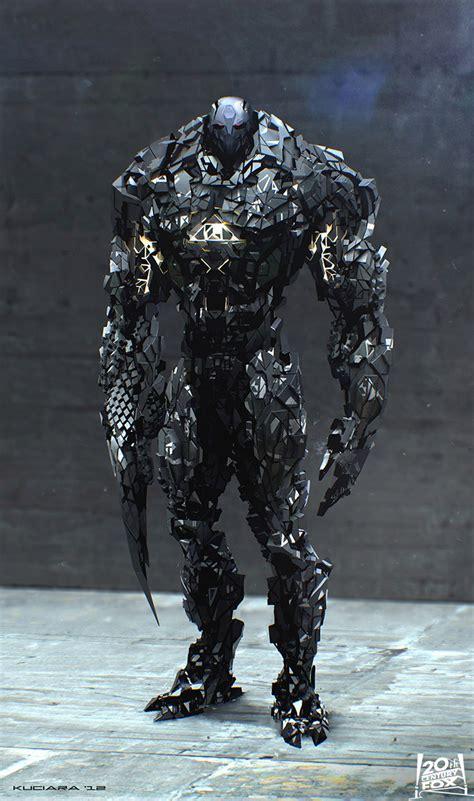 design for x concept x men days of future past sentinel concept designs by