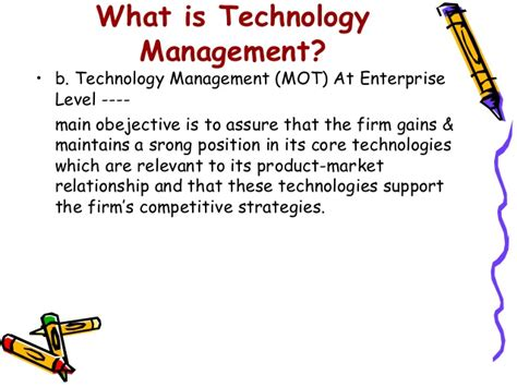 What Is Mba Information Technology Management by Technology Management