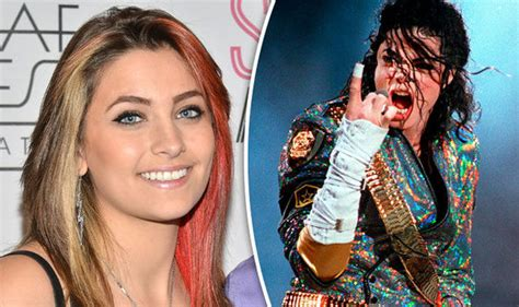 michael jackson daughter biography michael jackson s daughter paris reveals she s attending