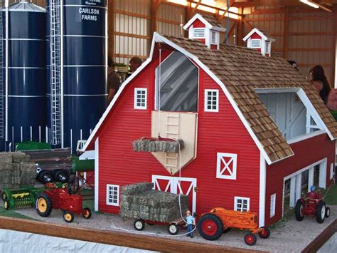 Toy Barns For Toddlers Toy Farm Buildings Car Interior Design