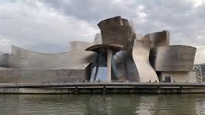 Guggenheim art museum bilbao dan and char marshall explore