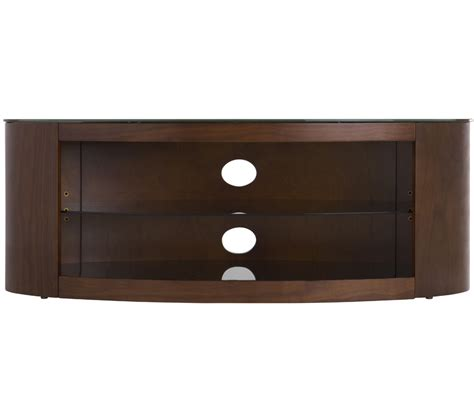 cabinet with tv rack buy avf buckingham 1100 mm tv stand walnut free