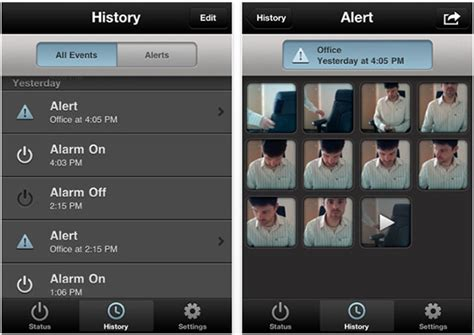 witness for iphone turns your mac into a home alarm system