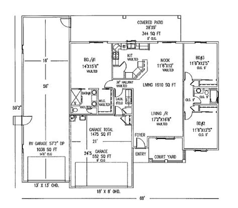 rv garage floor plans 195 best images about large shed on metal barn