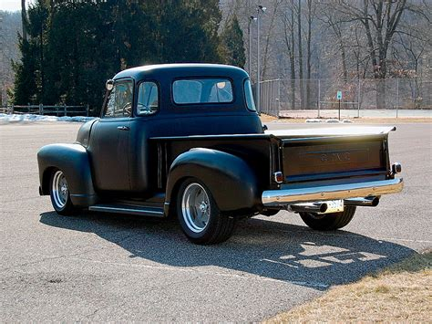 48 gmc 5 window classic trucks chevy