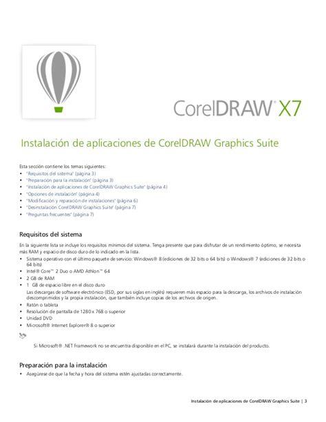 Corel Draw X7 Requisitos Minimos | corel draw x7