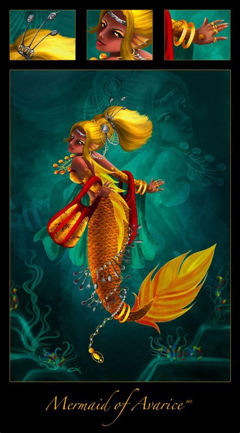 Mermaid Tosca mermaid of avarice by tosca on deviantart