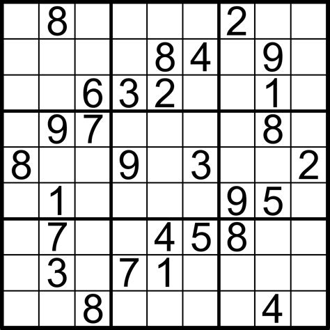 Printable Kid Sudoku Puzzles | free blank puzzles coloring pages