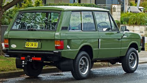 1970 land rover discovery file 1972 land rover range rover 3 door wagon 2010 10 02