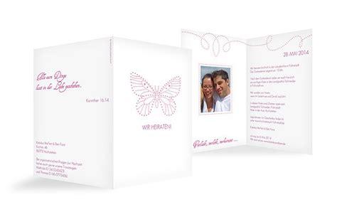 Hochzeitseinladung Schmetterling by Hochzeitseinladung Quot Schmetterling Quot