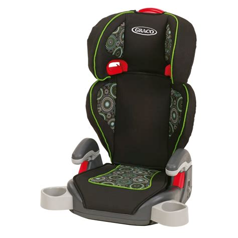 graco booster seat graco highback spitfire turbo booster adjustable car seat