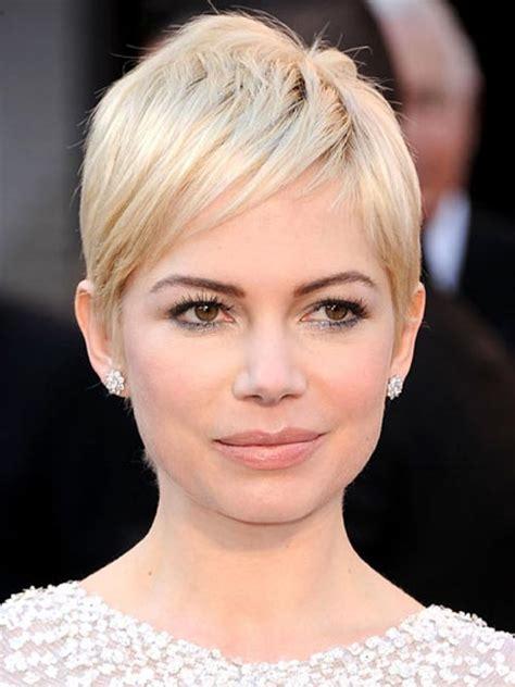 short blonde hairstyles celebrity 25 best celebrity short hairstyles 2012 2013 short