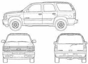 Cadillac Escalade Drawing Obs Line Drawings Chevy Tahoe Forum Gmc Yukon Forum