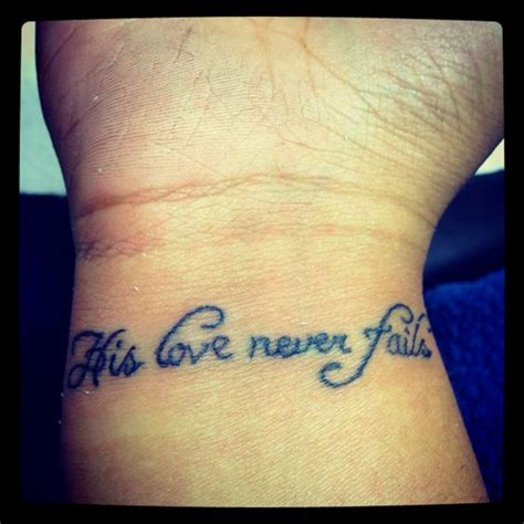 tattoo love never love never fails significant other and fails on pinterest