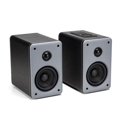 jamo ds4 wireless active bookshelf speakers with bluetooth