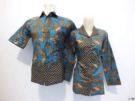 desain baju batik anak muda desain baju batik dalam memilih busana