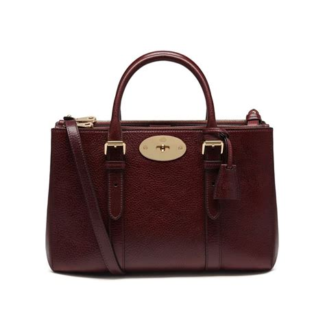 Tribute To A Timeless Classic Mulberrys Leather Bayswater Bag by Small Bayswater Zip Tote Shops Leather