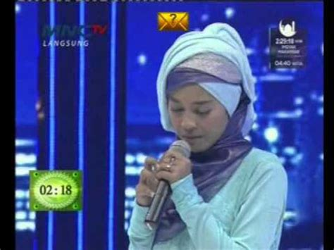 Cd Turunnya Al Quran Kh Zainuddin Mz fatimah finalis dacil on radio jic nuzulul qur an doovi