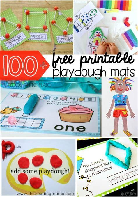 printable playdough activity mats 25 best ideas about playdough activities on pinterest