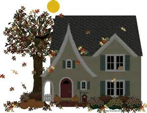 house animated halloween2004