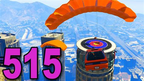 Tmartn Ps4 Giveaway - grand theft auto 5 multiplayer part 515 parachuting car darts tmartn2 let