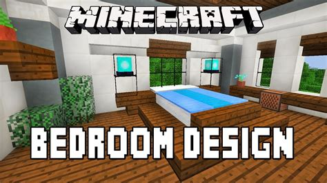 minecraft modern bedroom minecraft tutorial how to make a modern bedroom design