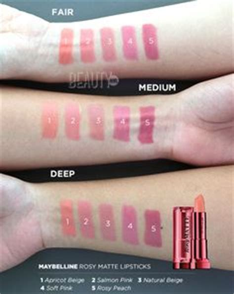 Naked9 Matte Lipgloss 24h revlon colorstay foundation swatches makeup tips