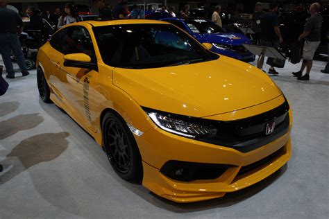 tuner honda civic honda civic rejoins the tuner in style in las vegas