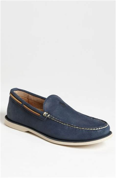 polo ralph blackley slip on in blue for navy