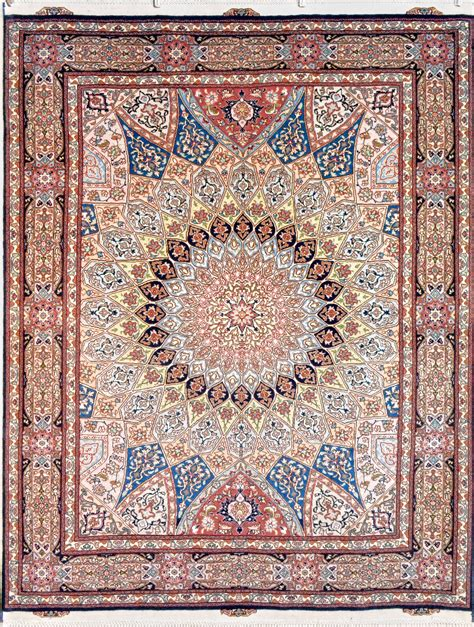 pa rug gonbad royalty wool rug item pa 901