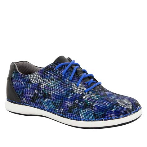 alegria essence winter garden navy athletic free shipping