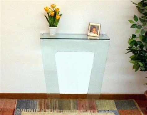 tavolini da ingresso tavolo consolle in vetro tavolo consolle in vetro