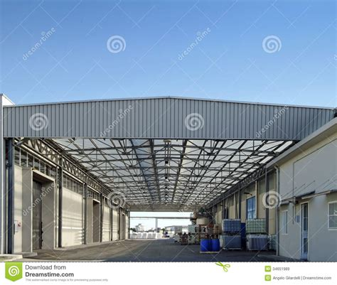 structural layout of industrial building industrial building stock image image of building