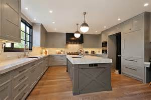 Kitchen Ideas Grey by Gray Kitchen Ideas Contemporary Kitchen Artistic